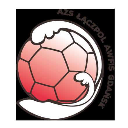 logo AZS Łączpol AWFiS Gdańsk