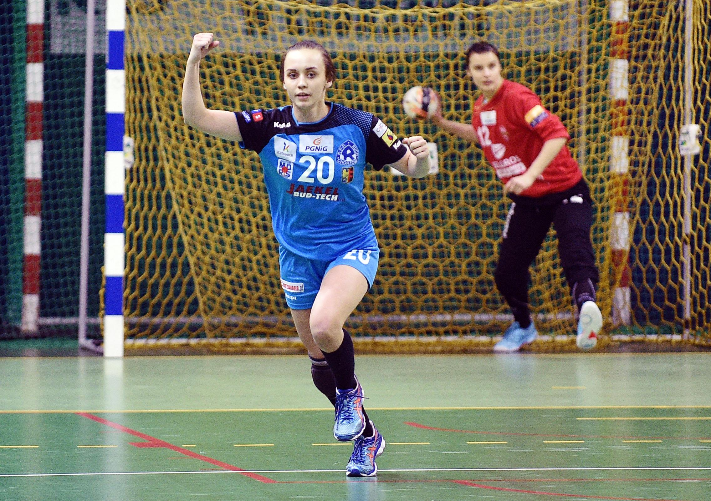KPR Ruch Chorzow - MKS Selgros Lublin